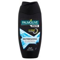 PALMOLIVE Men Refreshing Żel pod prysznic do ciała i włosów
