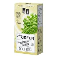 AA Go Green przeciwzmarszczkowy krem detox z selerem NATURAL