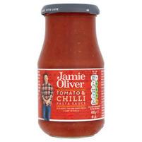 JAMIE OLIVER Tomato & chilli pasta sauce
