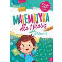 AKSJOMAT Matematyka dla 1 klasy szkoły podstawowej. Wyd. II (okładka miękka)