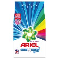 ARIEL Touch of Lenor Fresh Color Proszek do prania (36 prań)