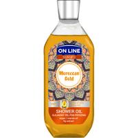 ON LINE Senses Moroccan Gold Olejkowy żel pod prysznic