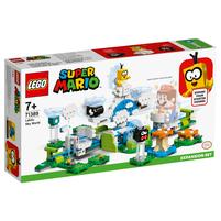 LEGO Super Mario Podniebny świat Lakitu - zestaw dodatkowy 71389 (7+)