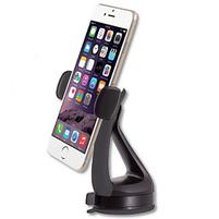 TECHLY Uchwyt na smartfona 54-80mm z przyssawką