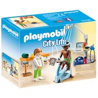 PLAYMOBIL City Life Fizjoterapeuta 70195 (4+)