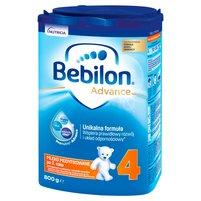 BEBILON 4 Pronutra-Advance Mleko modyfikowane po 2. roku