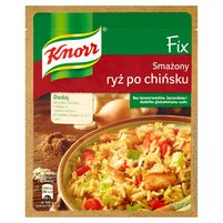 KNORR Fix Smażony ryż po chińsku