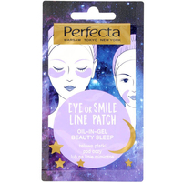 PERFECTA Eye Patch Beauty Sleep Żelowe płatki pod oczy lub na linie mimiczne