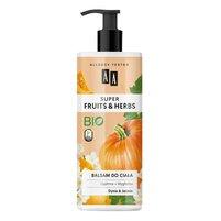 AA Super Fruits&Herbs balsam do ciała dynia&jaśmin