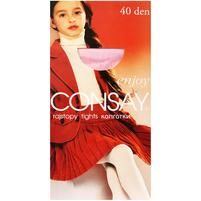 CONSAY Enjoy Rajstopy dziecięce roz. 98-104 różowe