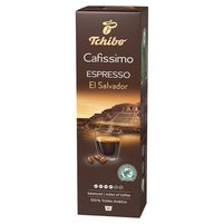 TCHIBO Cafissimo Espresso El Salvador Kawa palona mielona (10 x 7 g)