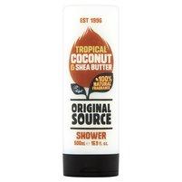 ORIGINAL SOURCE Coconut Żel pod prysznic