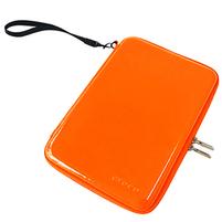 CROCO Etui na tablet 7'' Candy pomarańczowy