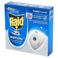 RAID Night & Day Wkład wymienny do elektrofumigatora