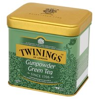 TWININGS Gunpowder Zielona herbata liściasta