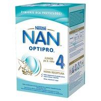 NAN OPTIPRO 4 Mleko modyfikowane dla dzieci po 2. roku (2 x 400 g)