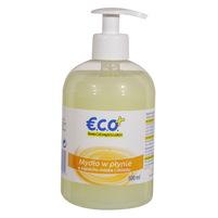 ECO+ Mydło w płynie o zapachu milk & honey