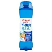 VERONI Active Vitamin Water z magnezem Napój niegazowany o smaku cytryny-pomarańczy