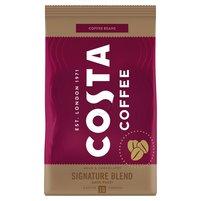 COSTA COFFEE Signature Blend Dark Roast Kawa palona ziarnista