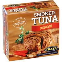 TRATA Tuńczyk wędzony pikantny