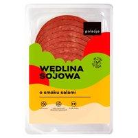 POLSOJA Wędlina sojowa o smaku salami
