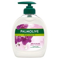 PALMOLIVE Naturals Milk & Orchid Kremowe mydło w płynie z dozownikiem