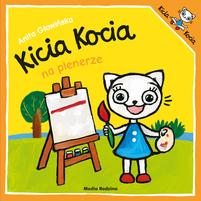 MEDIA RODZINA Kicia Kocia na plenerze (okładka miękka)