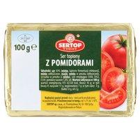 SERTOP TYCHY Ser topiony z pomidorami
