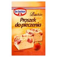 DR. OETKER Backin Proszek do pieczenia (3x15g)