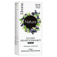LIRENE Natura Eco krem uelastyczniający na noc organiczny czarny bez