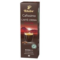 TCHIBO Cafissimo Caffe Crema Colombia Kawa palona mielona (10 x 8 g)