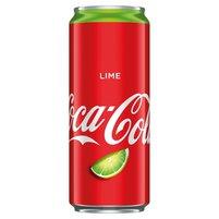 COCA-COLA Lime Napój gazowany