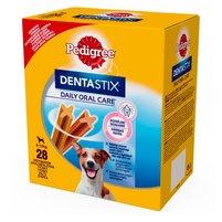 PEDIGREE DentaStix 5-10 kg Karma uzupełniająca (4 x 110 g)