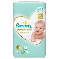 PAMPERS Premium Care Pieluchy 3 Midi (5-9 kg)
