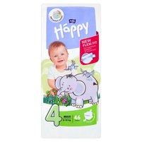 BELLA Baby Happy Pieluszki jednorazowe 4 Mega Maxi (8-18 kg)