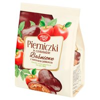 WADOWICE SKAWA Pierniczki w czekoladzie baśniowe z nadzieniem jabłkowym