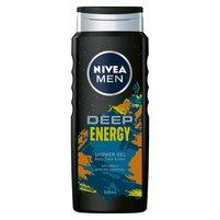 NIVEA MEN Active Clean Żel pod prysznic