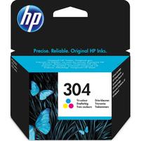 HP Tusz do drukarki 304 kolor N9K05AE