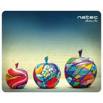 NATEC Modern Art Podkładka pod mysz Jabłka