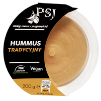 PSJ Hummus tradycyjny