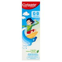 COLGATE Przeciwpróchnicza pasta z fluorem 6-9 lat