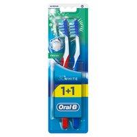 ORAL-B Advantage 3DWhite Manualna szczoteczka do zębów średnia rozmiar 40