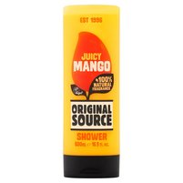 ORIGINAL SOURCE Mango Żel pod prysznic
