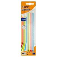 BiC Evolution Stripes Bezdrzewny ołówek grafitowy HB