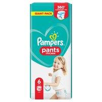 PAMPERS Pants Pieluchomajtki Rozmiar 6 (15 kg+)