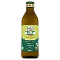 BASSO Oliwa Sansa z wytłoczyn z oliwek