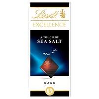Lindt Excellence Intense Czekolada ciemna z solą morską