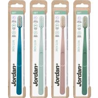 JORDAN Green Clean Ekologiczna szczoteczka do zębów Soft