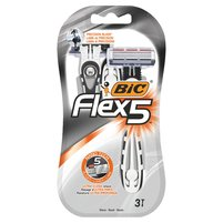 BIC Flex 5 5-ostrzowa maszynka do golenia