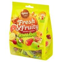 WAWEL Fresh & Fruity Kwaśne Galaretki z nadzieniem